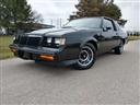 1986 Buick REGAL T-TYPE GRAND NATIONAL