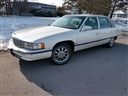 1996 Cadillac Deville 4dr Sdn