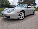 1999 Porsche Boxster 2dr Roadster Manual