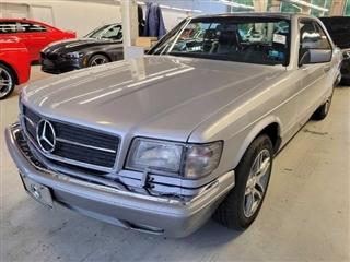 1987 Mercedes Benz S CLASS 560 SEC