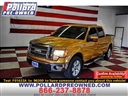 2009 Ford F-150 4WD SuperCrew 145 Lariat