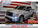 2014 Ford F-150 2WD SuperCrew 145 STX